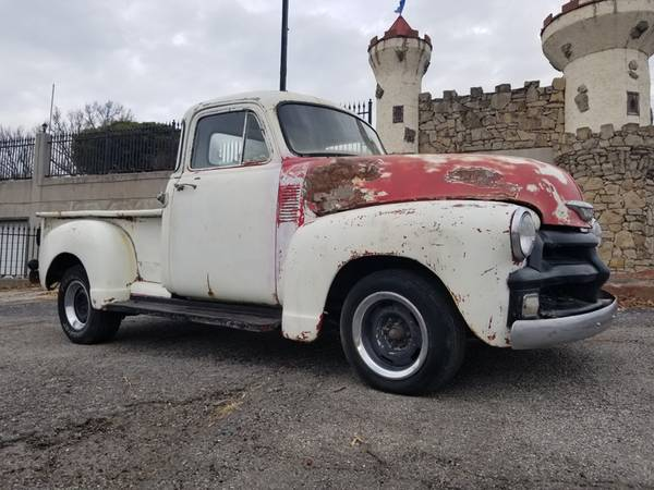 Photo 3100 5 Window 1954 Chevy Pickup Truck PS Disc Brakes Tilt and More... - $9950 (North)