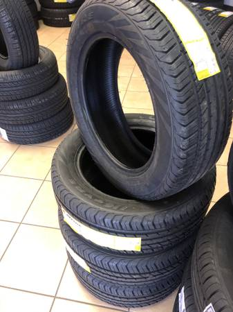 Photo 4 NEW 205 55 R 16 JK Tyres for sale - $280 (Pasadena)
