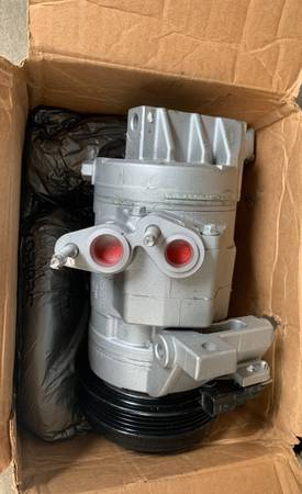 Photo Ac compressor for 2011 to 2016 Ford F-150 3.6 3.5 - $199 (Richmond)