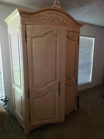 Photo Armoire Dresser Furniture - $60 (South Houston Pasadena)