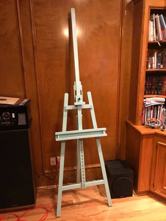 Photo Artist Painting Easel - $25 (Willowbrook)
