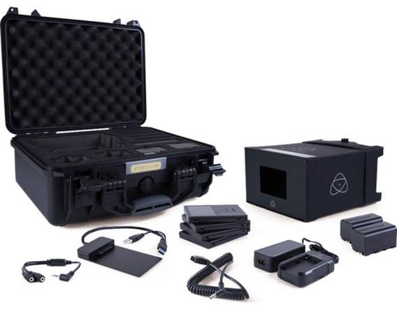 Photo Atomos Ninja Inferno 7 HDMI HDR Recorder with Accessory Kit - $750 (Houston)