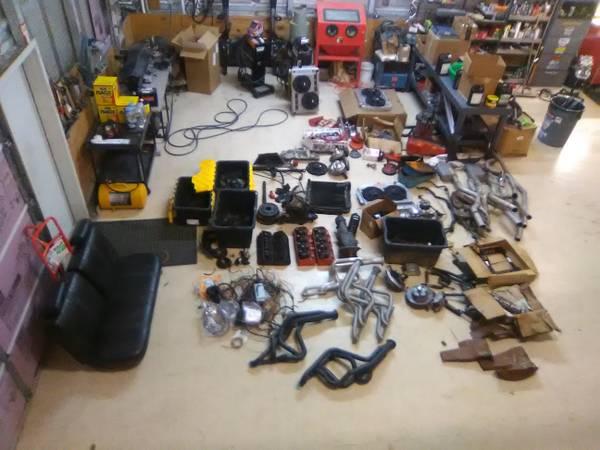 Photo Auto parts - $15 (Houston)