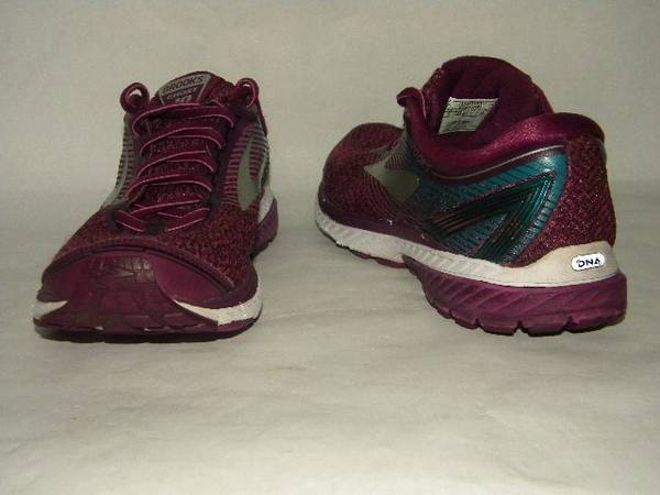Photo BROOKS Ghost 10 Women39s Running Shoes DNA Trail Lace Up Shoes 9 Purple (Houston, Tx)