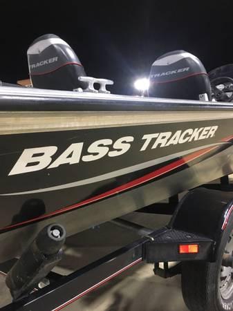 Photo Bass Tracker Pro 175 - $11,500 (Cypress)