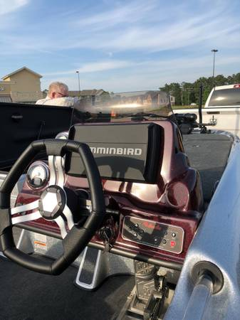 Photo Bass boat forsale - $55,000 (Kingwood)