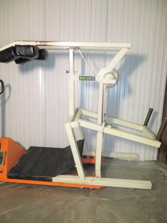 Photo Bear Squat Exercise Machine - $1500 (Houston)