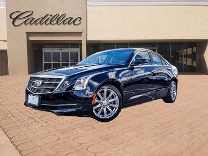 Photo Certified 2017 Cadillac ATS 2.0T Luxury Sedan for sale