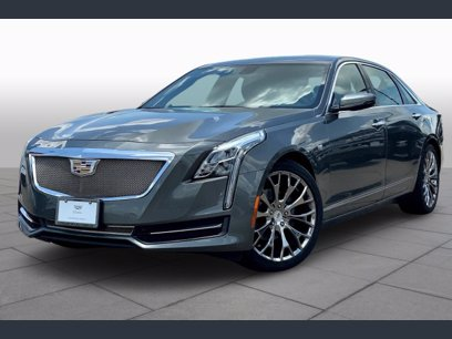Photo Certified 2017 Cadillac CT6  for sale