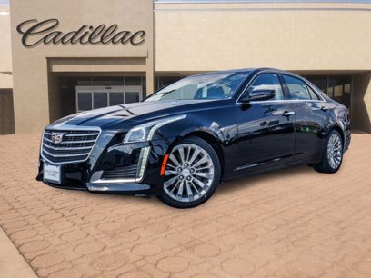 Photo Certified 2017 Cadillac CTS Luxury Sedan for sale