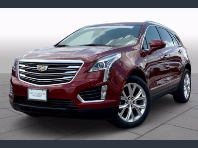 Photo Certified 2017 Cadillac XT5 Luxury for sale