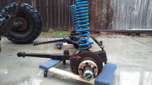 Photo Dana 44  Ford 9quot - $1000 (New Caney)