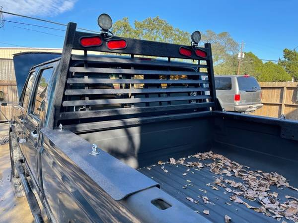 Photo Ford F250 F350 Headache Rack with lights in really nice shape - $250 (Galleria Area)