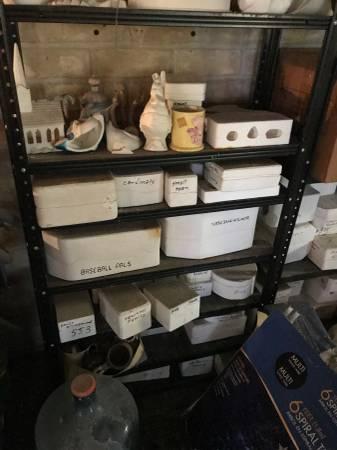 Photo Free Ceramic Molds (Northwest Houston)