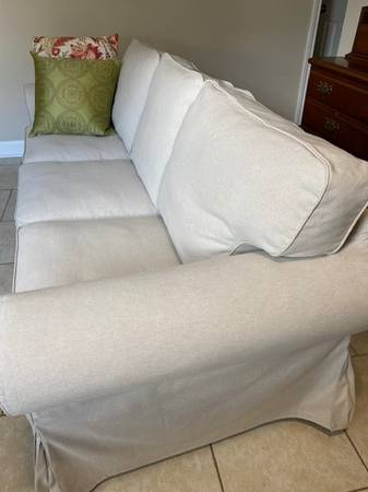 Photo IKEA Ektorp Sofa - $300 (Spring Branch)
