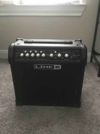 Photo Line 6 Spider IV Guitar Amp - $75