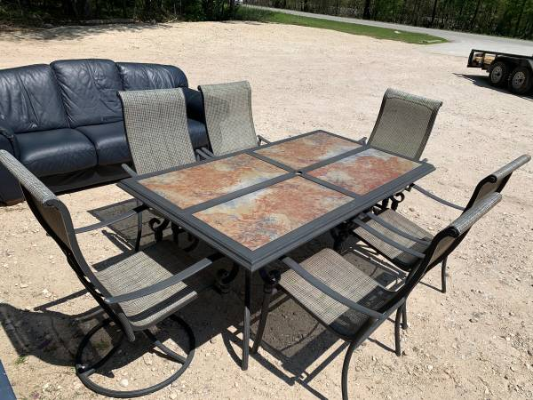 Photo Outdoor furniture Set - $235 (New Caney)