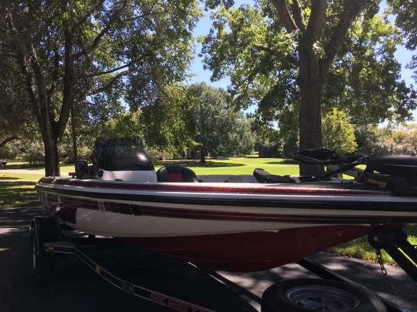 Photo Skeeter SX-170 Bass Boat - $11,500 (Cypress)