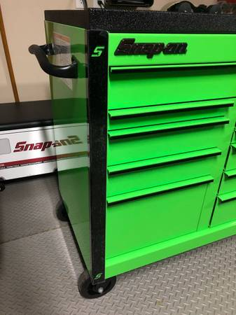 Photo Snap On Tool Box Corner Guards - $80