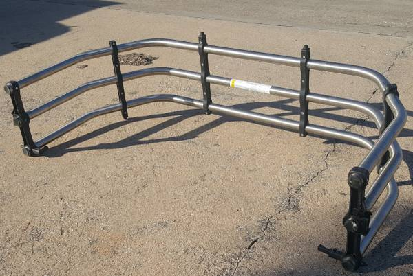 Photo Truck Bed Extender Stainless Steel - $140 (NW Cy Fair)