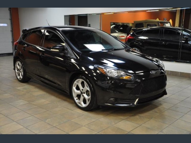 Photo Used 2013 Ford Focus ST Hatchback for sale