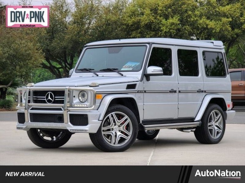 Photo Used 2013 Mercedes-Benz G 63 AMG 4MATIC for sale