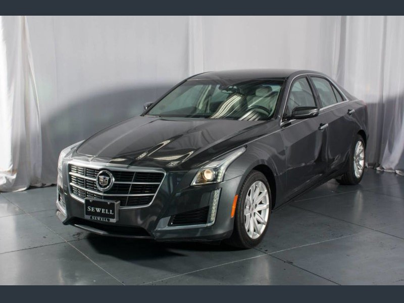 Photo Used 2014 Cadillac CTS Sedan for sale