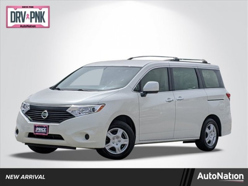 Photo Used 2015 Nissan Quest S for sale