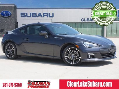 Photo Used 2015 Subaru BRZ Limited w Popular Package 1B for sale