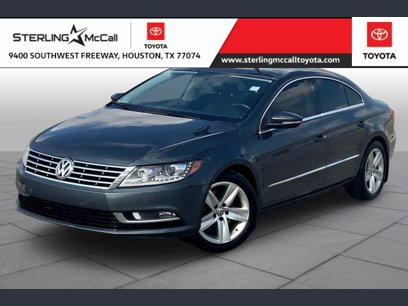 Photo Used 2015 Volkswagen CC Sport for sale