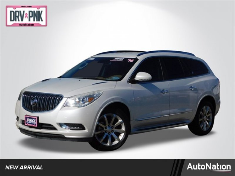 Photo Used 2016 Buick Enclave FWD Premium for sale