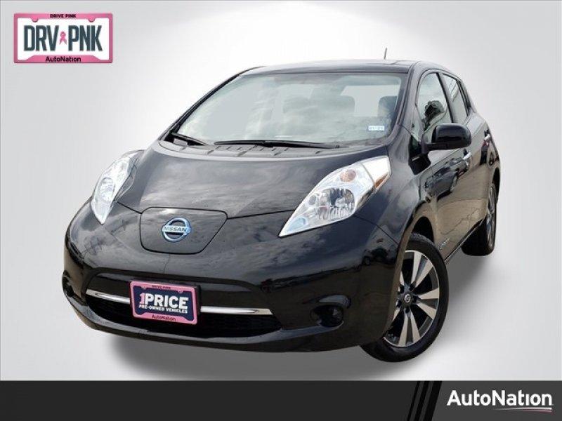Photo Used 2016 Nissan Leaf SV for sale