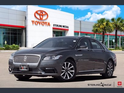 Photo Used 2017 Lincoln Continental Premiere for sale