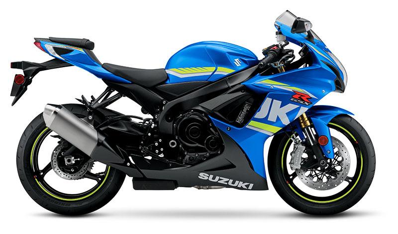 Photo 2018 Suzuki Motor Of America Inc. GSX-R750 $10765
