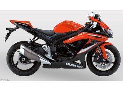 Photo 2009 Suzuki Motor Of America Inc. GSX-R600 $5800