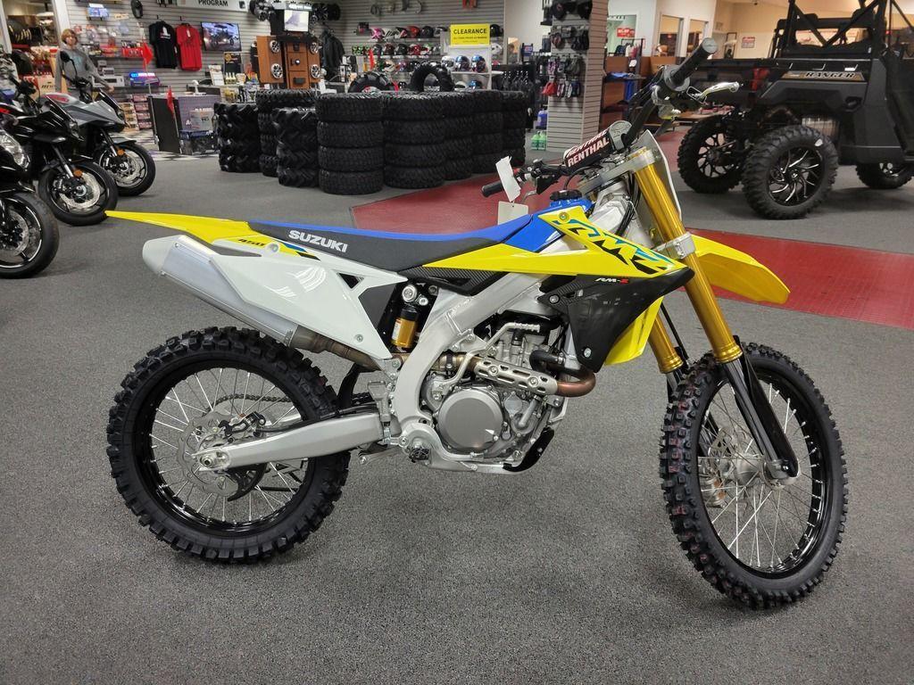 Photo 2021 Suzuki RM-Z450