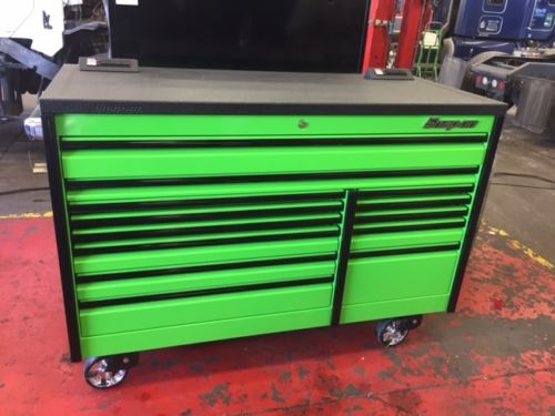 Photo Snap-on EPIQ Toolbox with many tools
