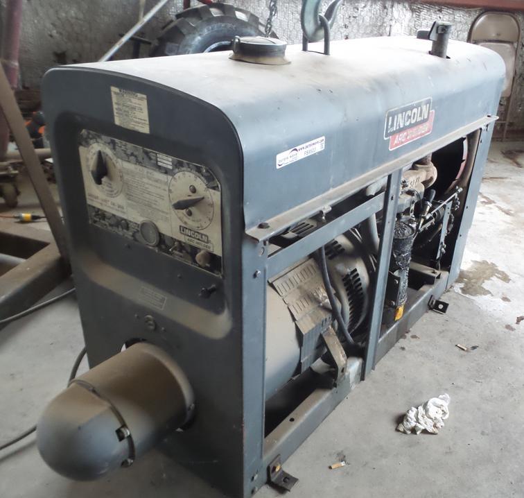 Photo Lincoln SA-200-F-163 welder