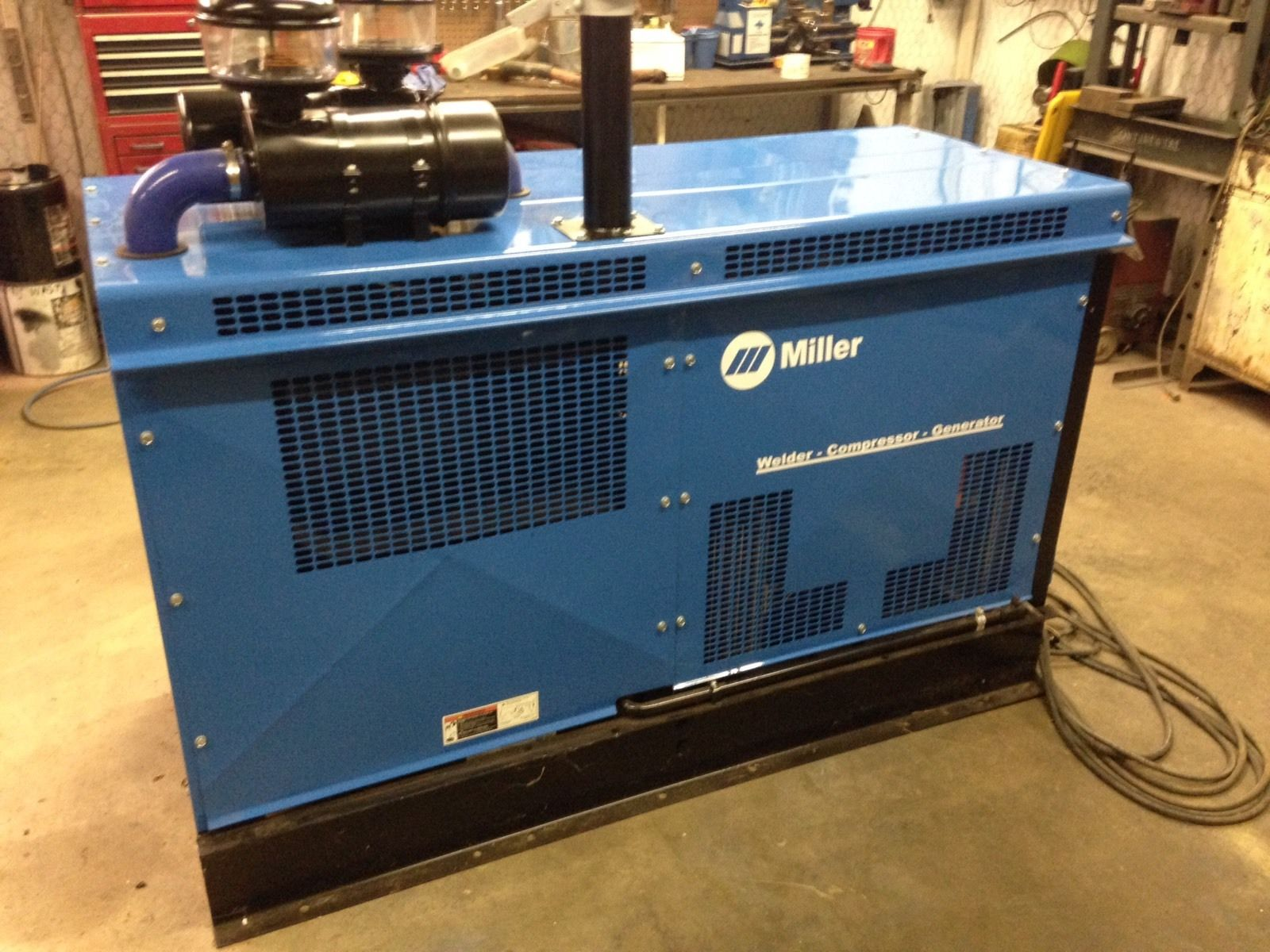 Photo Miller Air Pak Welding Machine