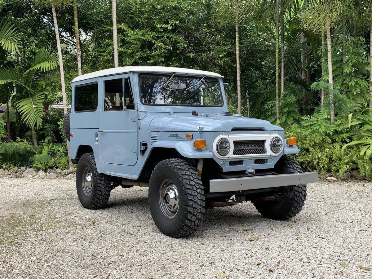 1971 Toyota Land Cruiser FJ40 | Cars & Trucks For Sale ...