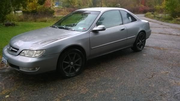 Photo $1200 OBO - 1997 Acura 2.2 CL, 5-Speed, 160k Miles - $1,350 (New Paltz)