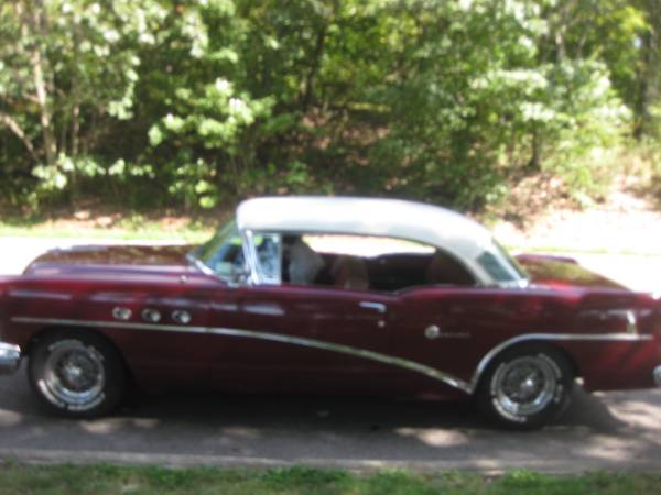 Photo 1954 Buick Special Riviera Coupe - $24,000 (Hudson)