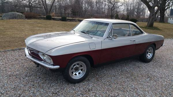 Photo 1965 chevy corvair - $5000 (torrington,ct)
