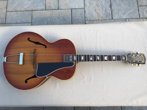 Photo 1966 Gibson L-50 Archtop Acoustic Guitar - Great Condition - $1,500 (Ballston Lake, NY)