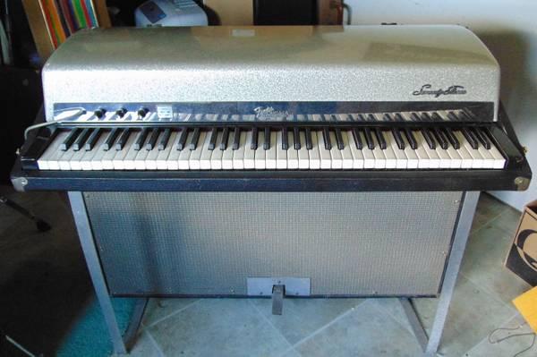 Photo 1967 Fender Rhodes Piano - $5800 (goshen)