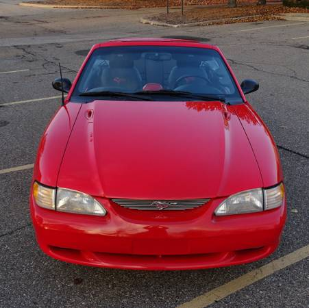 Photo 1995 Ford Mustang GT - $6500