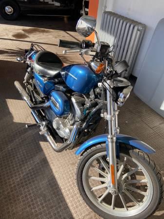 Photo 2004 Harley Davidson 883 sportster - $4,000 (Sloatsburg)