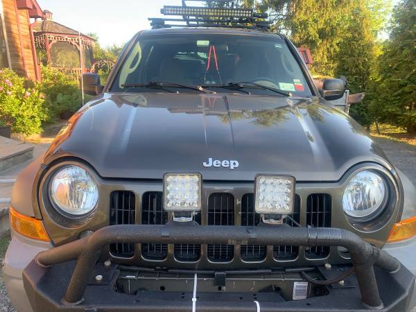 Photo 2005 Jeep Liberty Sport Trail Edition - RV Toad on Steroids - $4200 (Near Hudson NY)