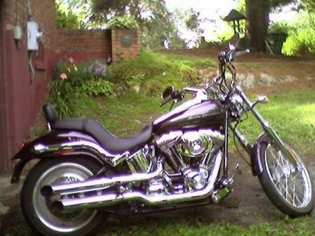 Photo 2006 Harley FXSTDI Softail Deuce - $11,500 (Hurley)