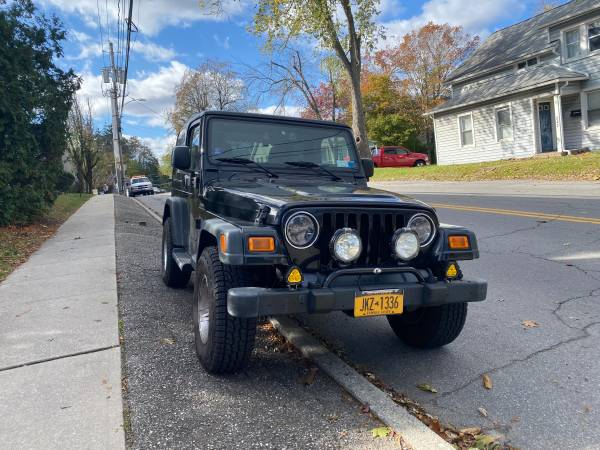 Photo 2006 Jeep Wrangler TJ - $11,900 (Bedford Hills)